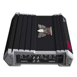 Power Acoustik CRYPT CPT2-600 Car Amplifier - 100 W RMS - 600 W PMPO - 2 Channel - Class AB
