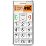 ACP - Memory Upgrades Just5- Mobile Handset GSM Compatible 'Unlocked' White
