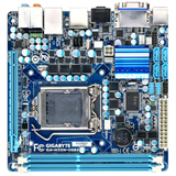 GIGA-BYTE GA-H55N-USB3 Desktop Motherboard - Intel Chipset