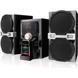 iLive IHP610B Mini Hi-Fi System - iPod Supported - Black
