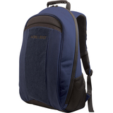 Mobile Edge MECBP3 Notebook Case - Backpack - Cotton Canvas - Navy Blue