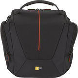 Case Logic DCB-307 Camera Case - Polyester, Nylon - Black