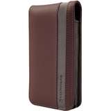 MARWARE C.E.O. Flip Vue 602956008200 Smartphone Case - Holster - Leather, Suede - Brown