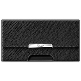 iLuv iCC715 Smartphone Case - Wallet - Leather - Black
