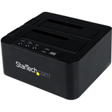 StarTech.com eSATA USB to SATA Standalone Hard Drive Duplicator Dock - SATDOCK22RE
