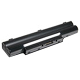 Fujitsu Notebook Battery - 4400 mAh
