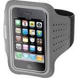 Griffin AeroSport GB01689 Digital Player Case - Armband - Lycra - Black