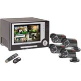 Q-see QR4074-411-3 Video Surveillance System