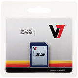 V7 VASDH4GCL6R-1N Secure Digital High Capacity (SDHC)