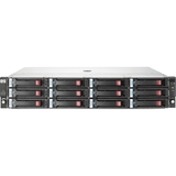 HP StorageWorks D2600 Hard Drive Array - 12 x HDD Installed - 24 TB Installed HDD Capacity BK766A