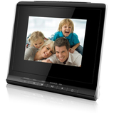 Coby DP356 Digital Photo Frame DP356-BLU