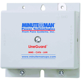 Minuteman LineGuard MMS-CAT6-LAN Surge Suppressor MMS-CAT6-LAN