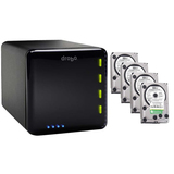 Data Robotics Drobo 04DD1-20EARS-4 DAS Hard Drive Array