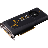 ZOTAC ZT-40301-10P GeForce GTX 465 Graphics Card - PCI Express 2.0 x16 - 1 GB GDDR5 SDRAM
