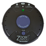 ZoomSwitch ZMS20-UC Headset Adapter for Phone and PC with Vol. and Mute ZMS20-UC