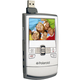 Polaroid DVF-720 Digital Camcorder - 2.4' LCD - Silver
