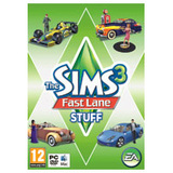 EA The Sims 3 Fast Lane Stuff