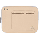 iLuv ICC2010 Tablet PC Case - Sleeve - Neoprene - Beige