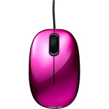 ASUS 90-XB08OAMU00090- Mouse - Optical - Wired - Pink