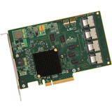 LSI Logic 9201-16i SAS Controller - Serial Attached SCSI, Serial ATA/600 - PCI Express 2.0 x