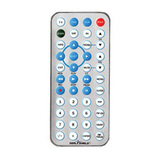 Seal Shield Silver Seal STV5 Universal Remote Control