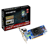 GIGA-BYTE GV-R455HM-512I Radeon HD 4550 Graphics Card - PCI Express 2.0 - 512 MB GDDR3 SDRAM