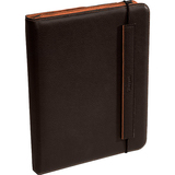 Targus Truss THZ02203US Tablet PC Case - Book Fold - Leather - Brown