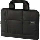 Targus Crave TSS19101US Netbook Case - Nylon, MicroFiber - Black