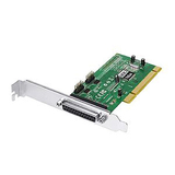 SIIG JJ-P21111-S5 3-port PCI Serial/Parallel Adapter JJ-P21111-S5