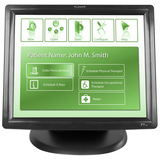 "Planar PT1975S 19"" LCD Touchscreen Monitor - 5 ms 997-3410-00"