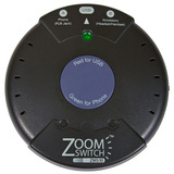 ZoomSwitch ZMS10 Headset Adapter for Phone and PC ZMS10-C