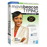 Encore Mavis Beacon Teaches Typing Platinum (25th Anniversary Edition)