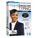 Encore Mavis Beacon Teaches Typing Deluxe (25th Anniversary Edition)