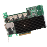 LSI Logic MegaRAID 9280-16i4e SAS RAID Controller - Serial Attached SCSI, Serial ATA/600 - PCI Express 2.0 x8 - Plug-in Card