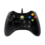 S9F-00001 - Xbox 360 Wired Controller - Black