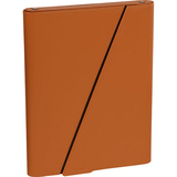 Targus THZ02101US Tablet PC Case - Sleeve - Leather - Orange, Brown