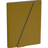 Targus THZ02102US Tablet PC Case - Sleeve - Leather - Mustard, Teal