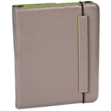 Targus Truss THZ02201US Tablet PC Case - Book Fold - Leather - Beige
