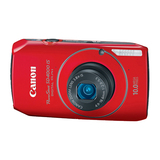 Canon PowerShot SD4000 IS 10 Megapixel Compact Camera - Red 4251B002