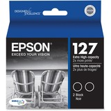 Epson DURABrite T127120-D2 Ink Cartridge - Black T127120-D2