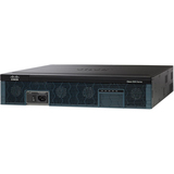 Cisco 2921 Multi Service Router - 3 Port - 12 Slot - C2921VSECCUBEK9