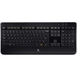 Logitech K800 Keyboard - Wireless