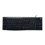 Logitech K200 Keyboard - Wired