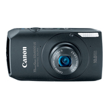 Canon PowerShot SD4000 IS 10 Megapixel Compact Camera - Black 4248B002