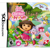 Take-Two Dora the Explorer: Dora's Big Birthday Adventure