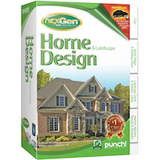 Punch! Home & Landscape Design With Nexgen Technology v.2.0