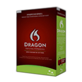 Nuance Dragon NaturallySpeaking v.11.0 Professional With Bluetooth Headset