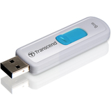 Transcend JetFlash 530 8 GB USB 2.0 Flash Drive TS8GJF530