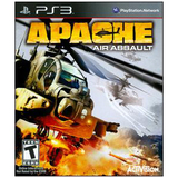 Activision Apache Air Assault