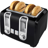 click here for four slice toasters